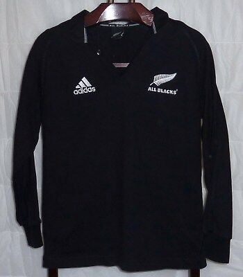 New Zealand All Blacks Rugby Union Jersey
