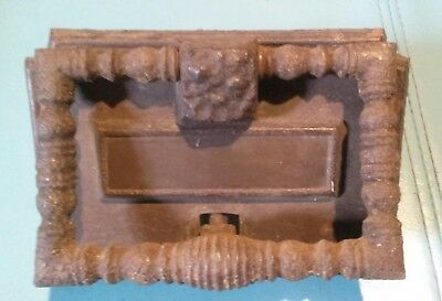 Antique - Vintage Cast Iron Door Knocker
