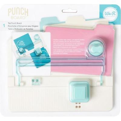 We R Memory Keepers Punch Board - File Tabs 663105