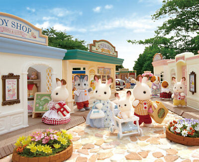 Sylvanian Familes Town Shop selection (3+ years)