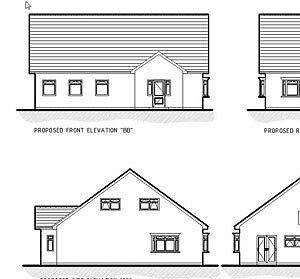 **sale** New Bungalow Cad Plans - 2017 Planning & Building Regulations