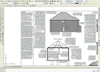 Updated For 2020 - New Dwelling Cad Plans - Planning & Building Regulations