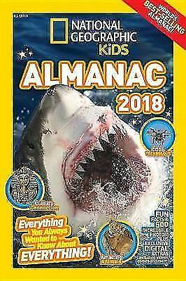Almanac/Infopedia 2018 by National Geographic Kids (Paperback, 2017)