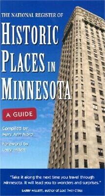 The National Register of Historic Places in Minnesota: A Guide (Paperback or Sof