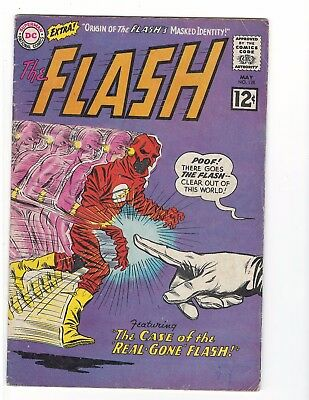 The Flash #128 (May 1962, DC) 4.0