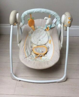 Bright Starts Baby Chair Musical Swing