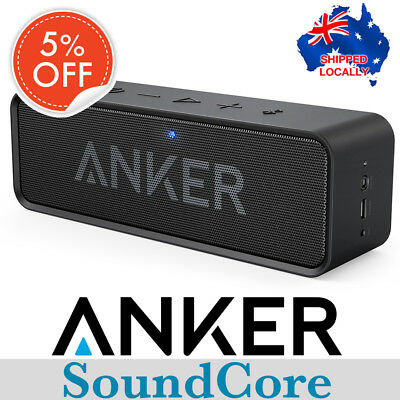 ANKER SoundCore Bluetooth Speaker - 24h long battery play time