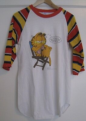 Original 80's Garfield shirt