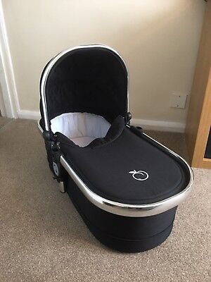 iCandy Peach Carrycot - black - excellent