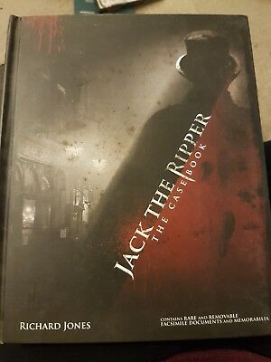 Jack The Ripper - The case book