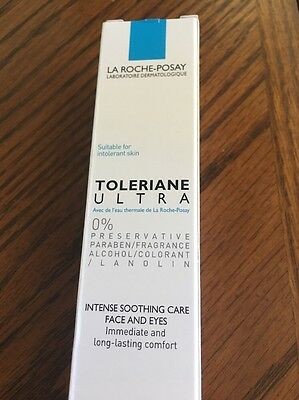 La Roche-Posay Toleriane Ultra Intense Soothing Care 40ml Exp. 2019