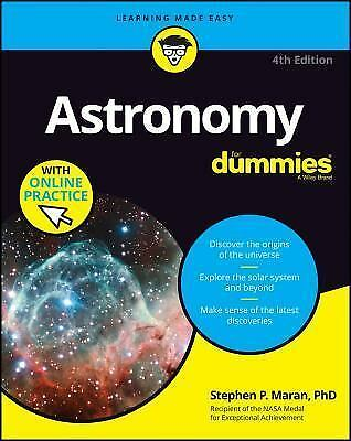 Astronomy for Dummies (Paperback or Softback)