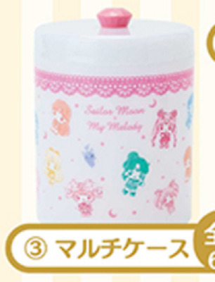Sailor Moon My Melody 7-11 Limited Goods #03 Multi Case