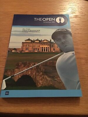 The open. St Andrews 2005