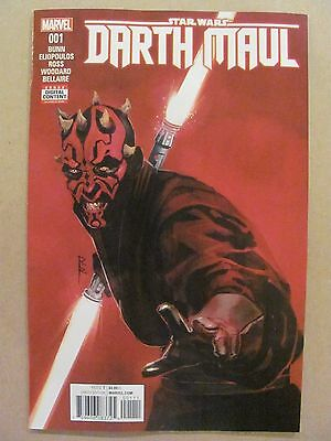 Darth Maul #1 Star Wars Marvel Comics 2017 Series 1st Print 9.6 Near Mint+
