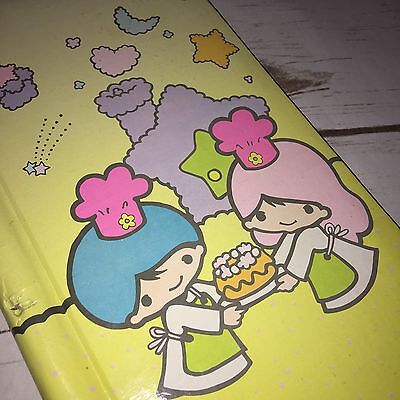 Sanrio Little Twin Stars Vintage Photo Album RARE
