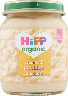 Hipp Creamed Porridge Breakfast (6+) | 125g x 6 | Multipack & Bundles