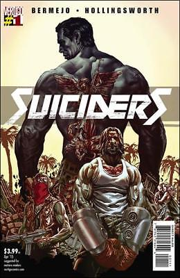 Suiciders (2015)  #1 to 6 Complete   NM- to NM/M