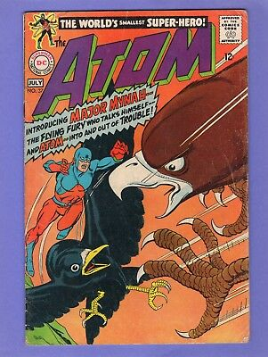 the Atom #37 -- -- 1st Appearance -- --  VG+ cond.