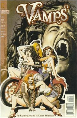 Vamps     #1 to 6 Complete   NM- to NM/M