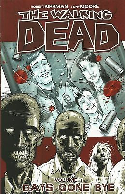 The Walking Dead Volume 1 Days Gone Bye TPB FREE SHIPPING