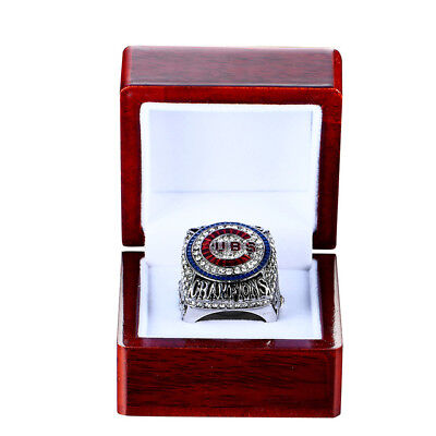 2016 ZOBRIST  BRYANT  ZONBRIST Chicago Cubs Championship Ring Men Jewelry Fans