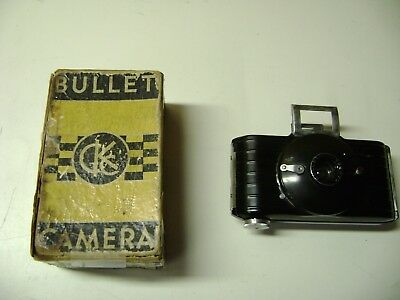 "Vintage Kodak  ""Bullet"" Film Camera with Original Box"