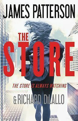 The Store by James Patterson 2017 Hardback Brand new