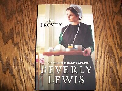 The Proving by Beverly Lewis (2017, Paperback) Brand new