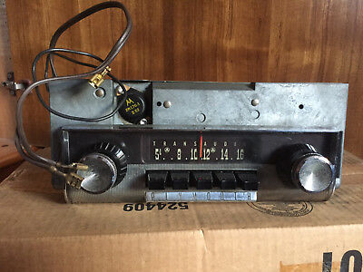 VIntage Car Radio for '63 Plymouth Fury