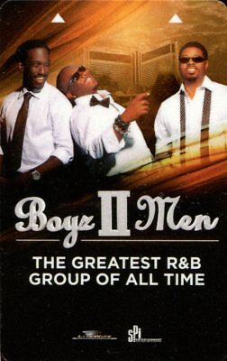 Las Vegas Mirage Casino Boyz II Men Room Key