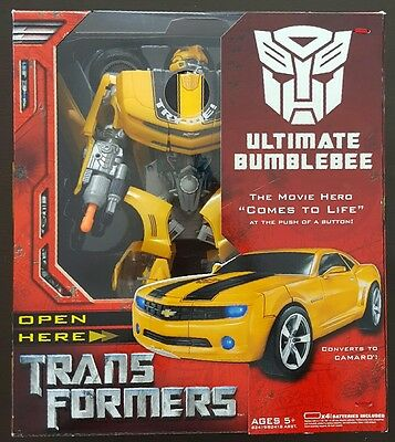 Hasbro Ultimate Bumblebee Transformers Movie