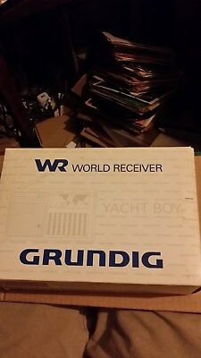Grundig Shortwave Radio World Receiver Yacht Boy 230