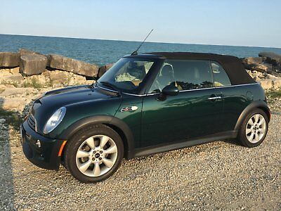2005 Mini Cooper S Convertible 2005 Mini Cooper S Convertible LOW MILES! One owner! Buy today! W@W!