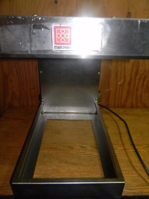 Marshall French Fry Warmer Dump Station In Fully Working Condition Fast Shipping