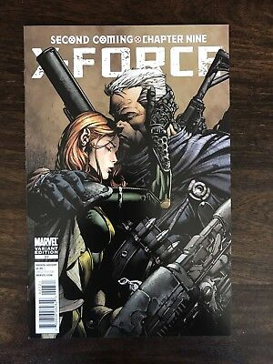X-Force #27 Finch Variant Cable Hope Second Coming NM/NM+ Marvel Comics