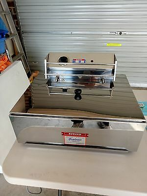 Robard Commercial Double Deep fryer