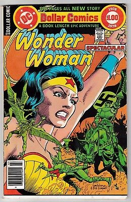 DC SPECIAL SERIES #9 WONDER WOMAN SPECTACULAR 80 Pages! Steve Ditko Art! 1978 DC
