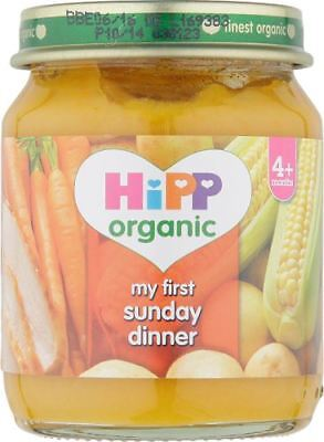 Hipp My First Sunday Dinner (4+) | 125g x 6 | Multipack & Bundles
