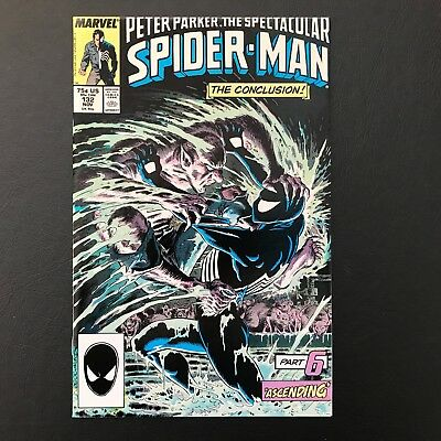 Peter Parker Spectacular Spider-Man #132 - Vermin Marvel Comics High Grade