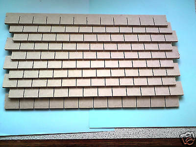 10 lengths roof tiles