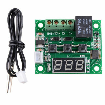W1209 Digital thermostat Temperature Control Switch DC12V Sensor Module -50-110℃