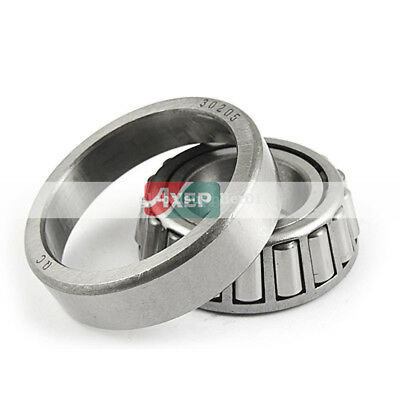 30205 52mm Outside Dia 15mm Thick Tapered Roller Bearing Cone