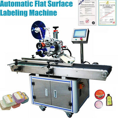 MT-220 Automatic  Flat Surface  Sticker Labeling Machine (Vertical Type)BY sea