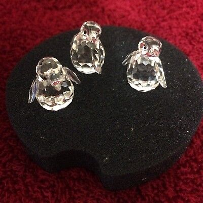 Swarovski Baby Penguins (Retired, Code: 209588)