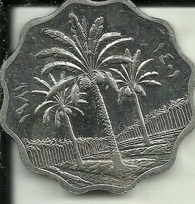 IRAQ 5 Fil coin 1981   KM# 125