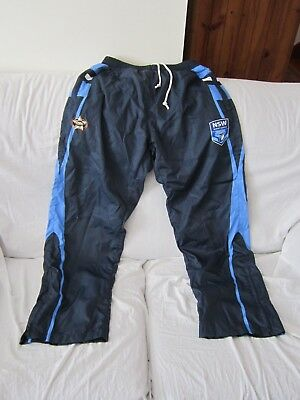 Nsw Rugby League Tertiary Students Training Pants Size Medium