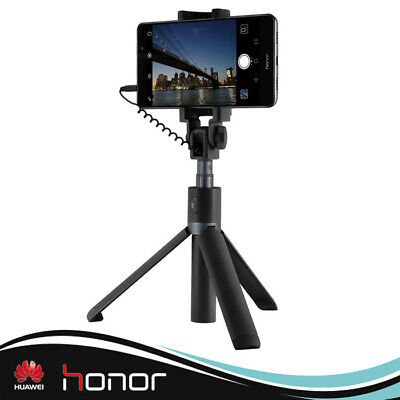 Huawei Honor - Selfie Stick Tripod wired monopod for android IOS smart phone
