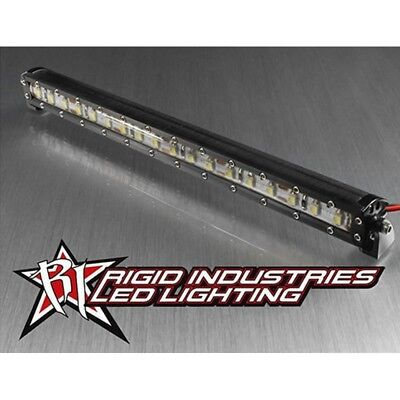 Vanquish VPS06751 Rigid Industries 6in LED Light Bar Black Anodized