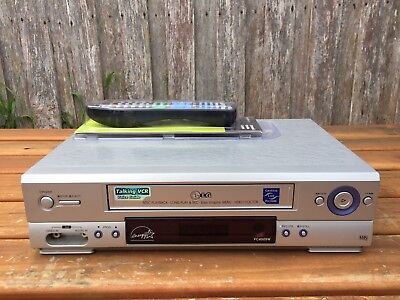 Fully Serviced LG FC-450 Video Recorder Player + remote VHS Player VCR